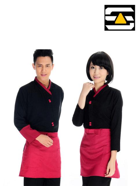 confección de uniformes cheff