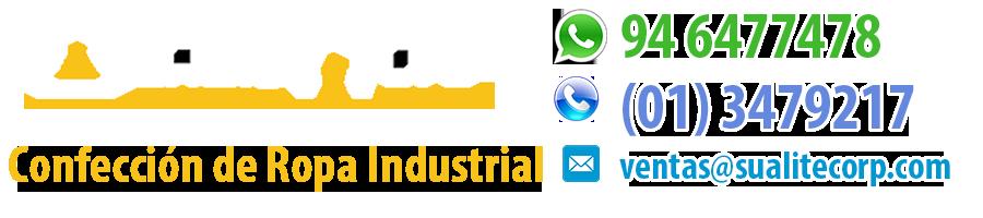 Confección de ropa industrial