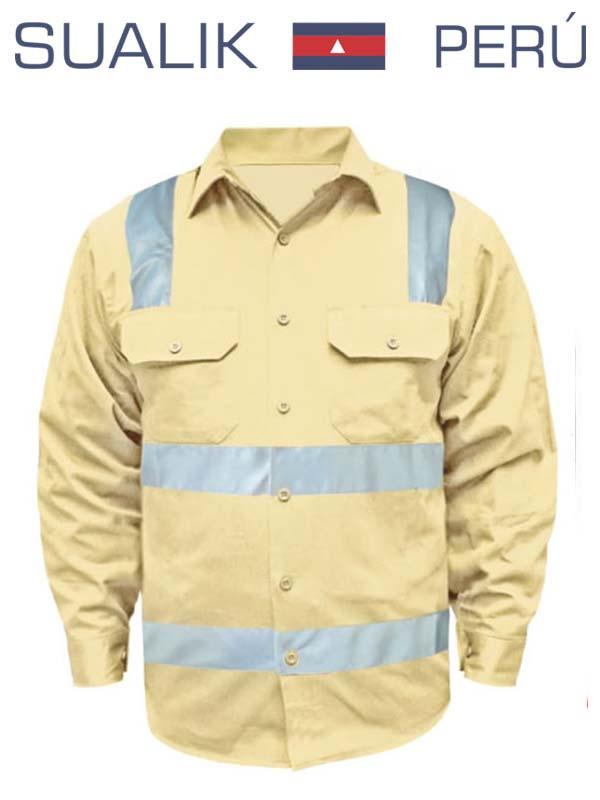 Camisas Drill En Gamarra Confeccion De Ropa Industrial